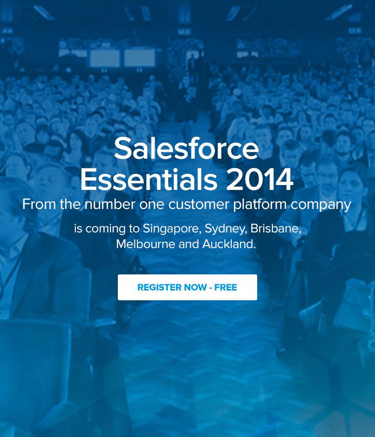 Salesforce Essentials 2014