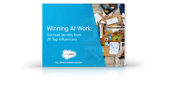 Winning at Work: Success Secrets from 20 Top Influencers e-book