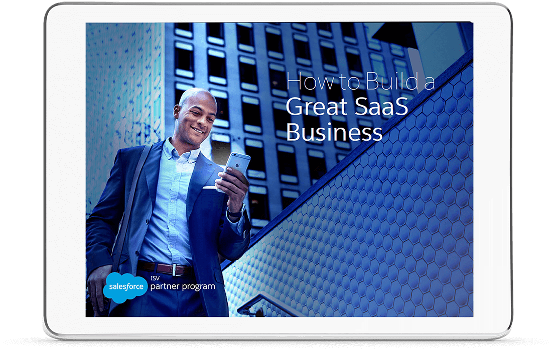 Build a Great SaaS Business