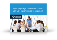 5 Top Ways to Get High Employee Engagement