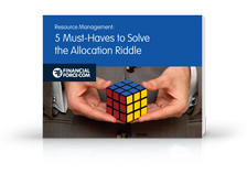 5 Must-Haves to Solve the Allocation Riddle