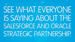 Salesforce and Oracle Partnership