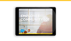 Employee Community 101