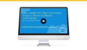 Partner Community Webinar