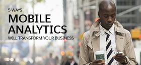 The Mobile Analytics Edge