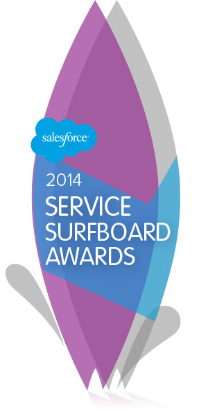 2014 Sales Surfboard Awards