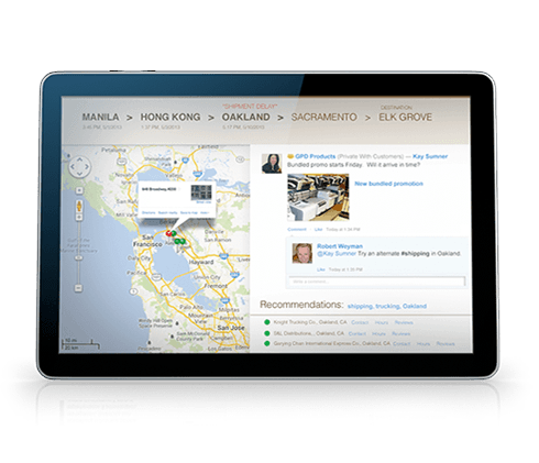 全新 Salesforce 社群