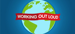 Work Out Loud on Chatter and Love Your Job Demo