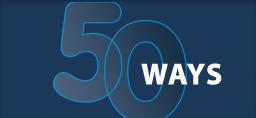 50 façons