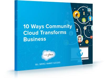 10 Ways Community Cloud Transforms Business