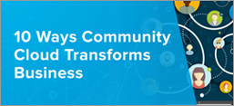E-book:10 Ways Community Cloud Transforms Business