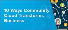 10 Ways CommunityCloud Transforms Business