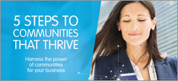 E-Book:5 Steps to Communities that Thrive