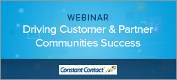 Driving Customer & Partner Communities Success