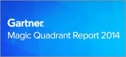 Gartner Magic Quadrant 2014
