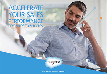 Accelerate your sales performance