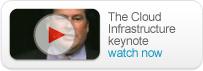 Cloud Infrastructure Keynote