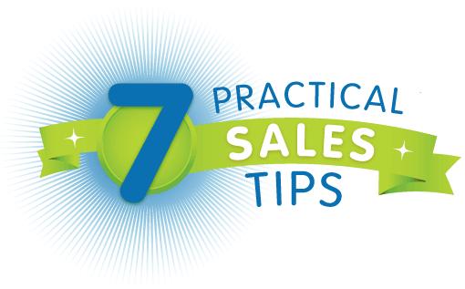 7 Practical Sales Tips