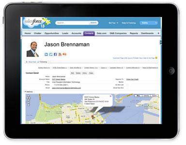 Trouvez de nouveaux clients plus rapidement grâce à Data.com Prospector