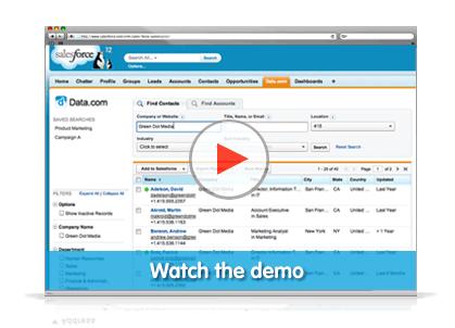 Data.com screen image