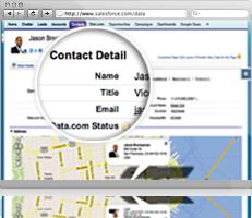 Data.com contact record