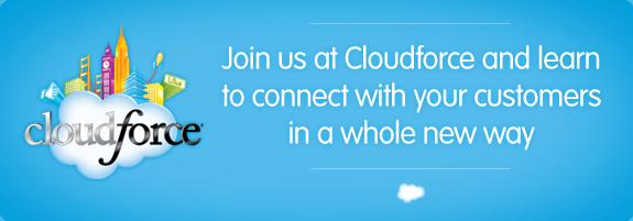 Salesforce's Cloudforce Atlanta 2012 conference