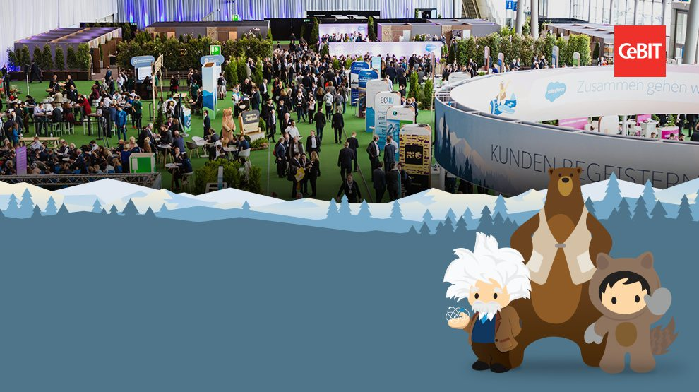 Salesforce World Tour @ CeBIT