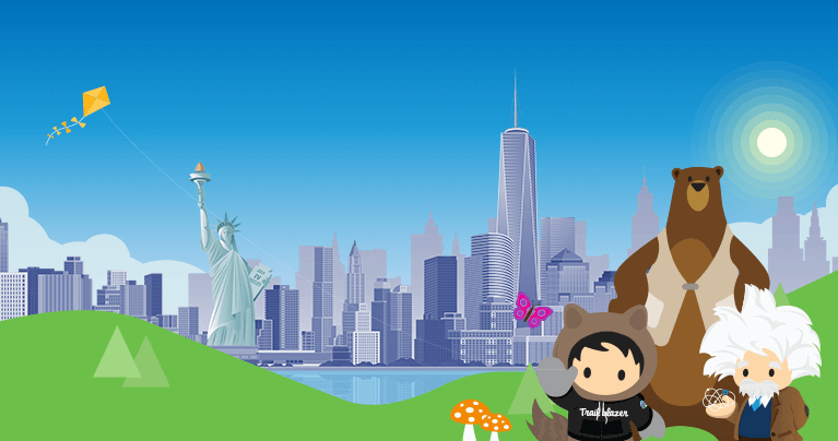 Salesforce World Tour: The Salesforce cloud event is coming to New ...