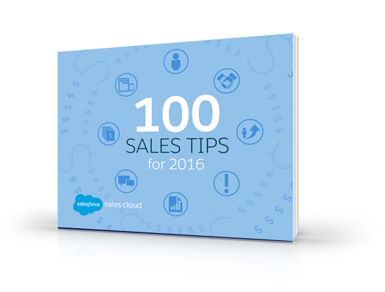 100 Sales Tips for 2016