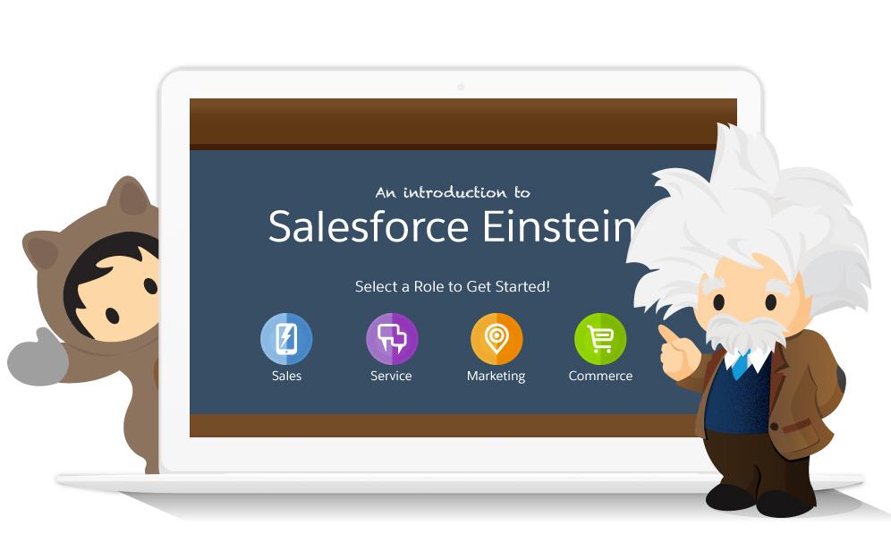 Einstein Product Tour