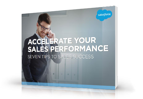 7 tips for accelerating sales performance