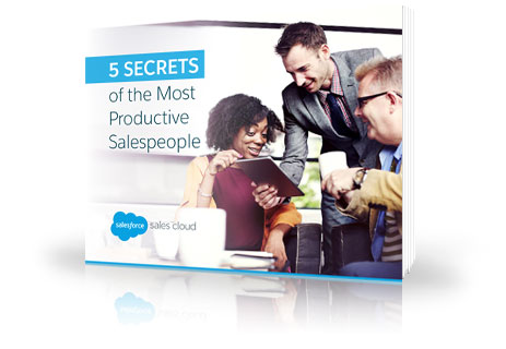 5 secrets of the most productive salespeople
