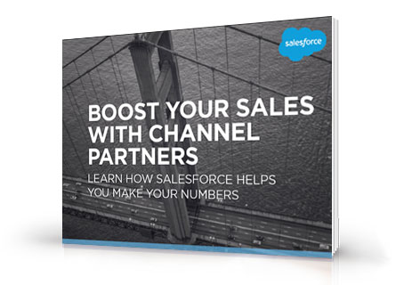 Boost your sales with channel partners