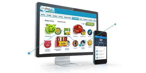 Work.com Salesforce demo