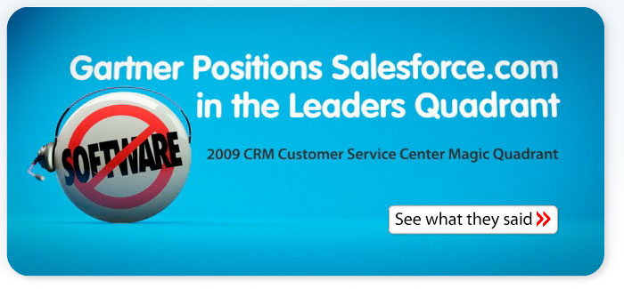 The On-Demand Leader for Companies of All Sizes.  Free CRM 30-Day Trial.