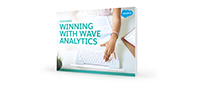 Find out how companies are winning with Wave