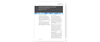 Forrester helps you quantify the business value of BI