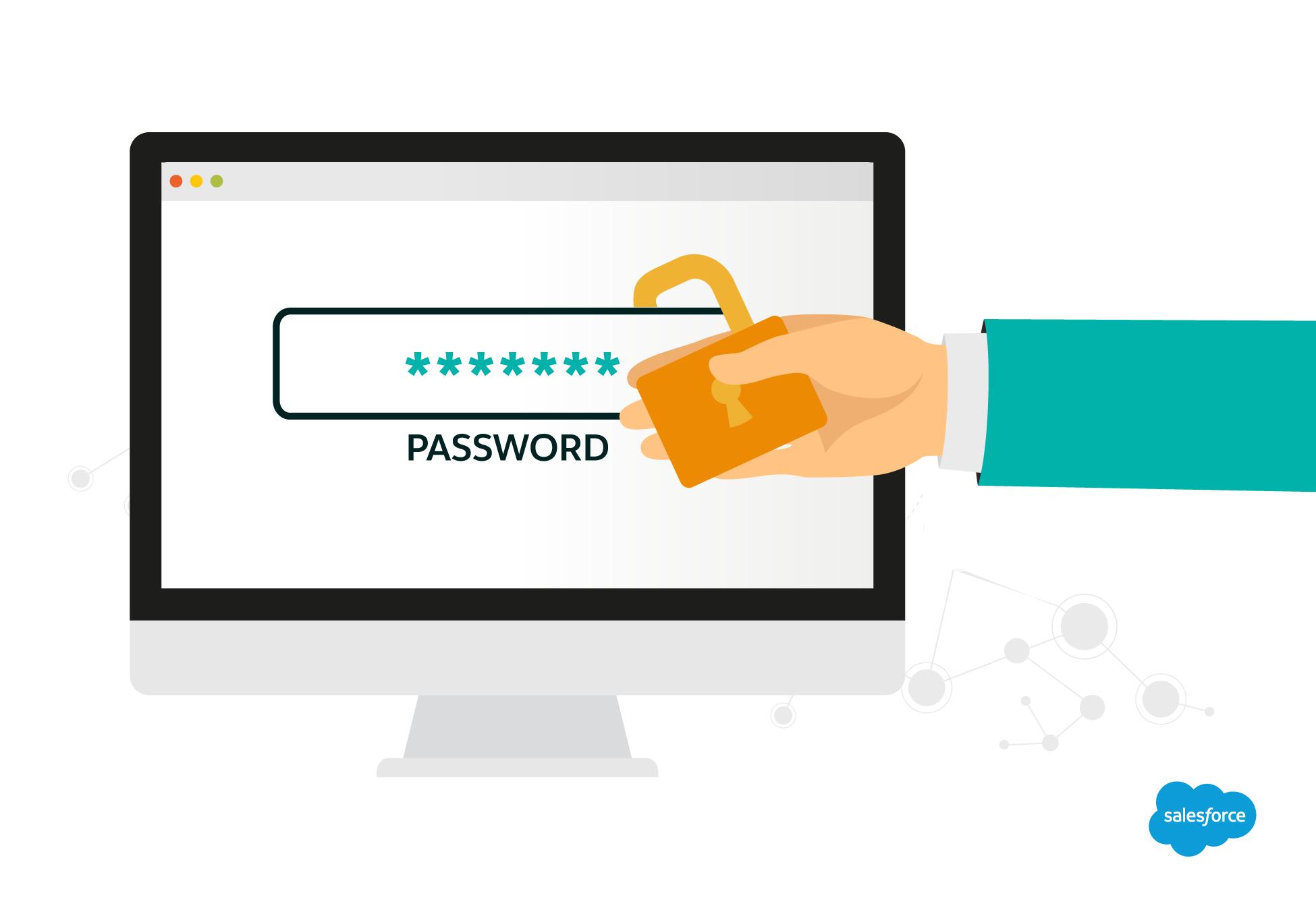 safeguard your password