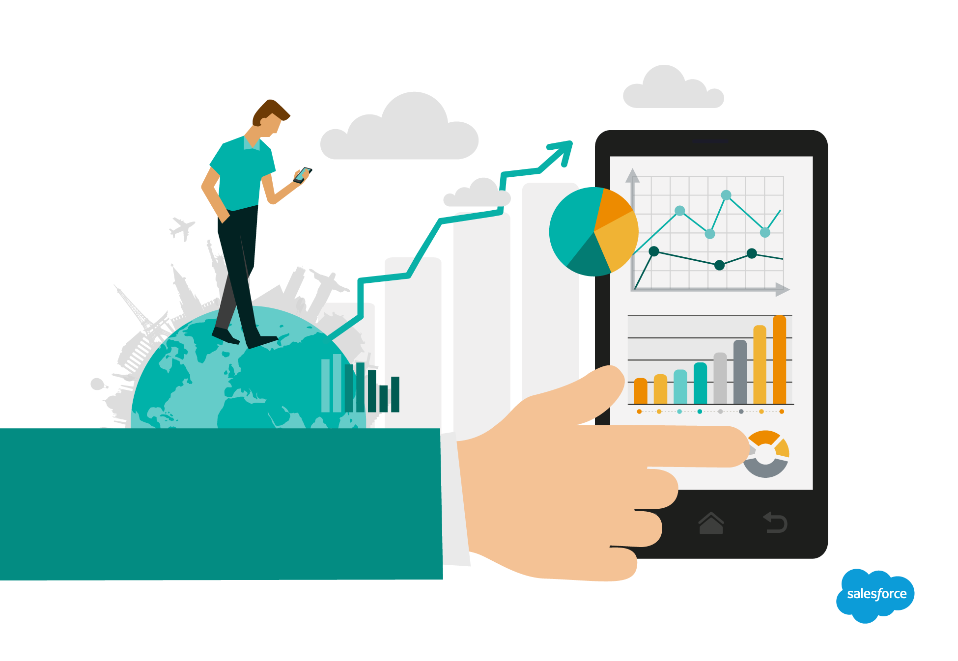 technology is advancing mobile analytics