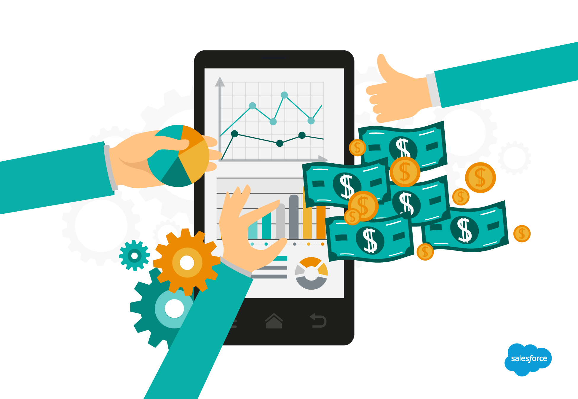 mobile business intelligence increases sales