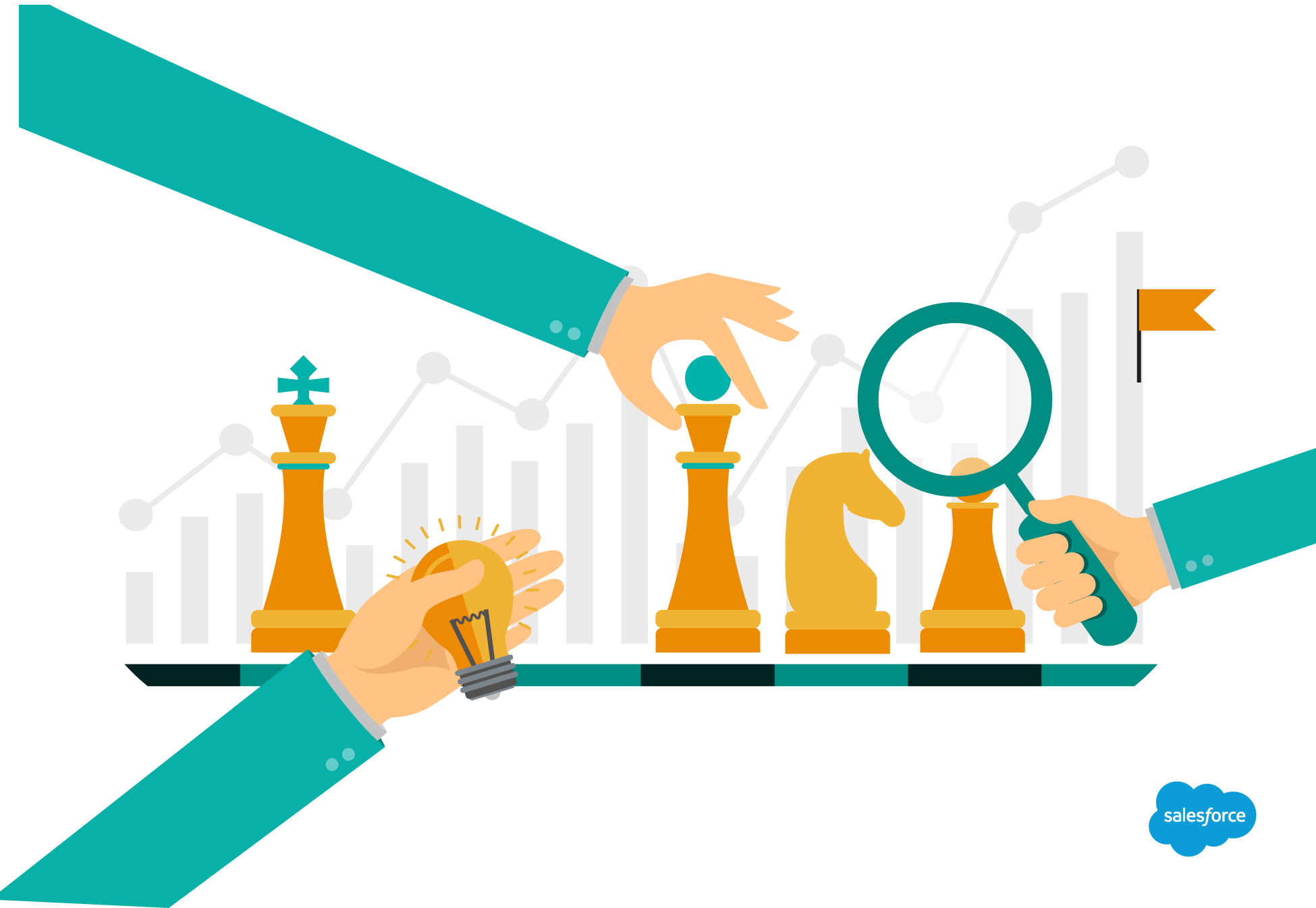 use your business objectives to formulate a data strategy
