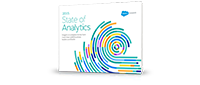 See the State of Analytics
