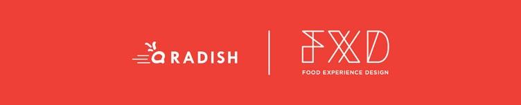 Radish Footer