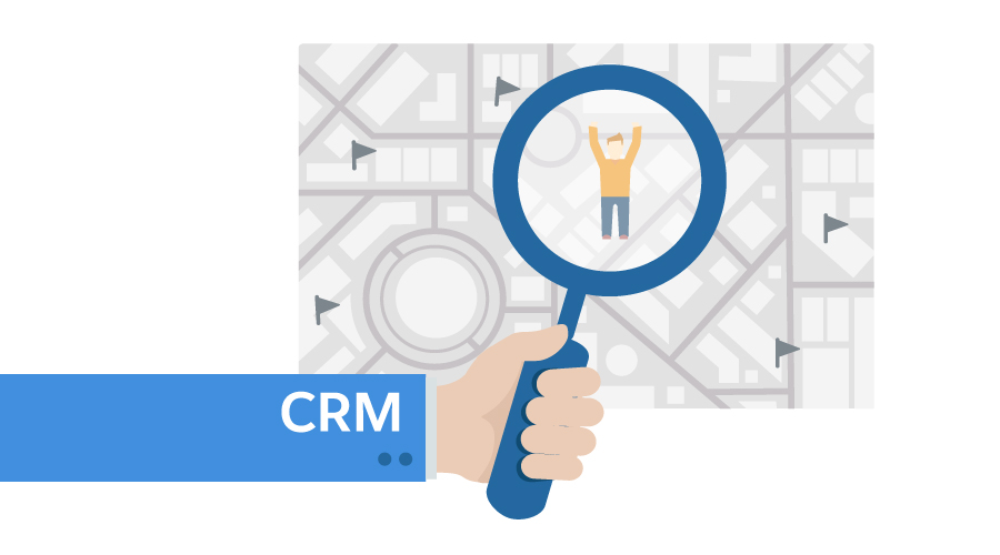 CRM systems help to find new opportunities