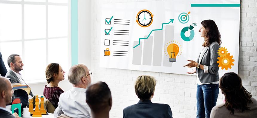 Salesforce Center analytics header image