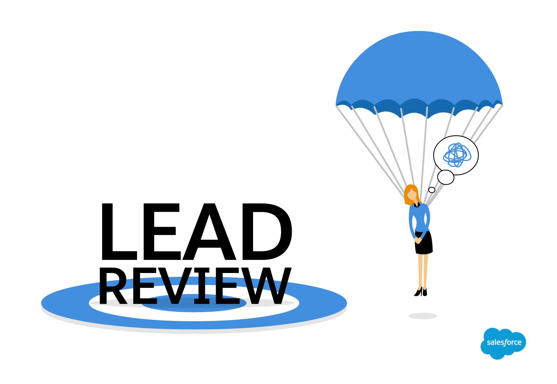 prioritize leads with a review and scoring process