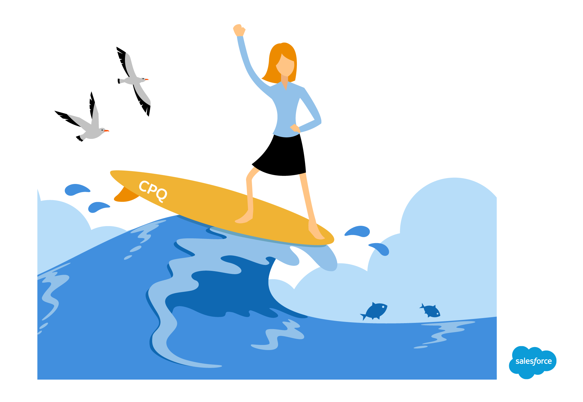 Ride the sales pipeline wave using CPQ