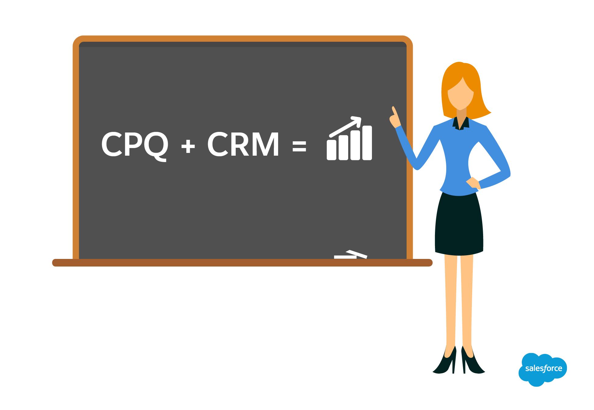 integrate salesforce cpq with its crm system for better results