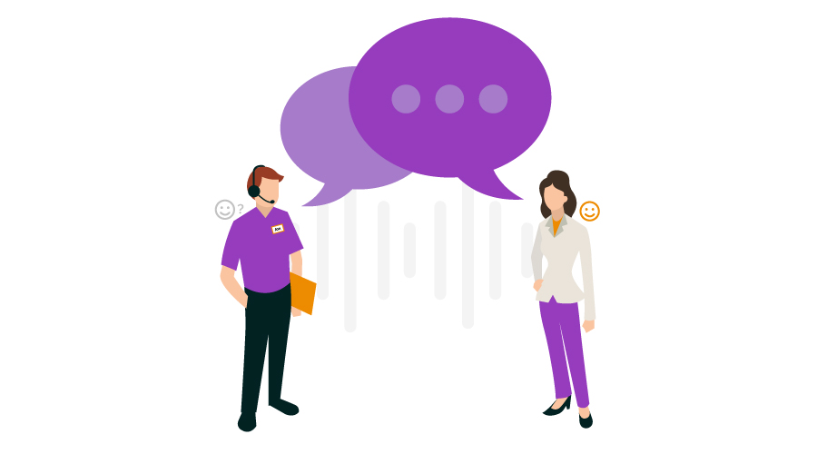 What makes a good live chat?