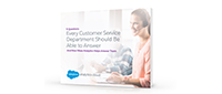 Retrieve analytics from customer service interactions